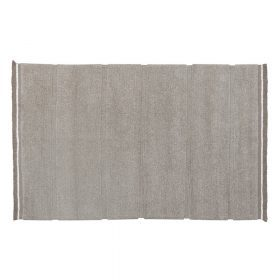 Woolable – Wollen Vloerkleed Steppe – Sheep Grey – 170 x 240 cm