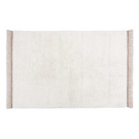 Woolable – Wollenvloerkleed Steppe – Sheep White – 120 x 170 cm