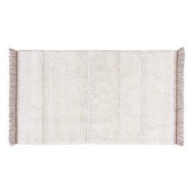 Woolable – Wollen Vloerkleed Steppe – Sheep White – 80 x 140 cm