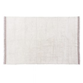 Woolable – Wollenvloerkleed Steppe – Sheep White – 200 x 300 cm