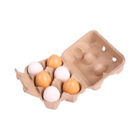 Bigjigs – Zes Eieren in een Doos