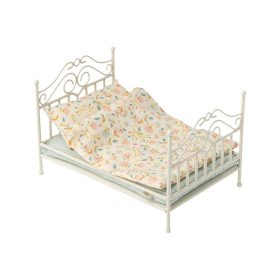 Maileg – Vintage Bed – Micro – Soft Sand
