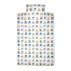 Studio Ditte – Dekbedovertrek Baby – Auto – 100 x 135 cm