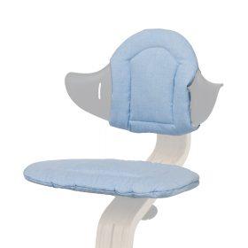 Nomi – Kinderstoel – Kussen – Pale Blue/Zand