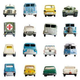 Studio Ditte – Behang Kinderkamer – Auto