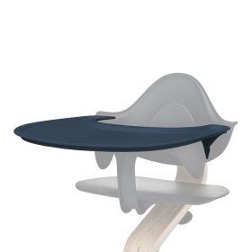 Nomi – Kinderstoel – Dienblad – Navy