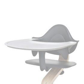 Nomi – Kinderstoel – Dienblad – Wit