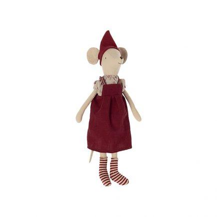 maileg-kerst-muis-medium-meisje